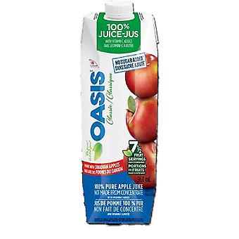 Pacchetto Oasis Tetra Apple Juice-( 200 Ml X 32 )