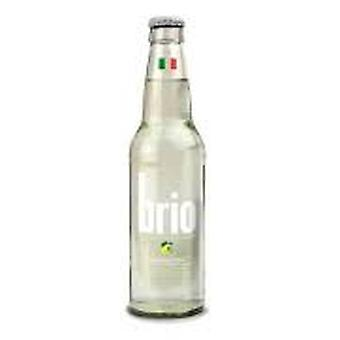 Brio Bouteilles Lemonata Soda -( 355 Ml X 12 Cans )