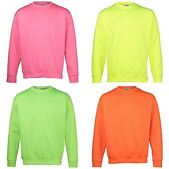 Awdis Mens Sweatshirt électrique