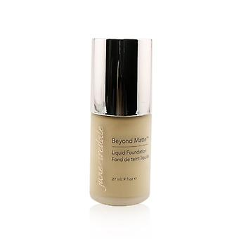 Jane Iredale Beyond Matte Liquid Foundation - M2 (fair To Light With Peach / Yellow Undertones) - 27ml/0.9oz