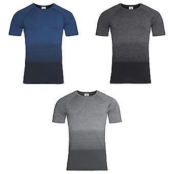Stedman Mens Active Seamless Raglan Flow T-Shirt