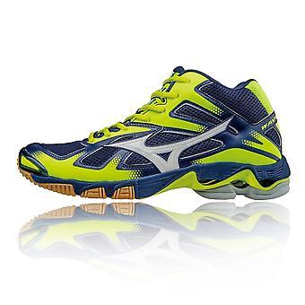 Mizuno Wave Bolt 5 Mid Indoor Court Shoes