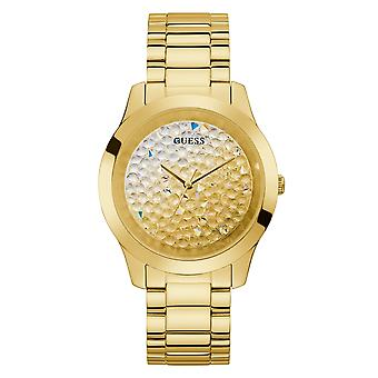 Guess GW0020L2 Damski&s Crush Gold Tone Zegarek na rękę