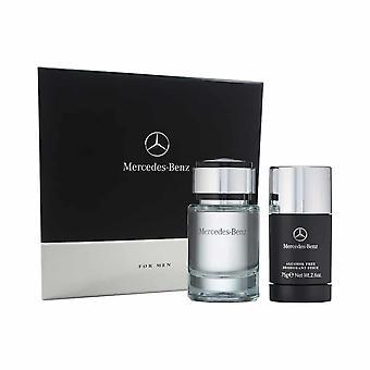 Mercedes-Benz für Männer Eau de Toilette Geschenkset 75ml