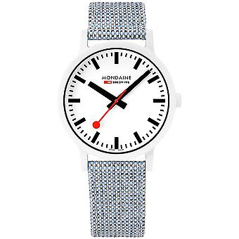 Mondaine MS1.41110.LD Essence Heren Horloge