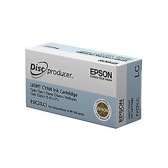 Epson C13S020448 Pjic2 Light Cyan Ink Cartridge