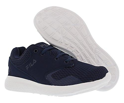 Fila Womens Layers Fabric Low Top Lace Up Running Sneaker kQji5