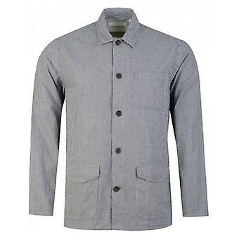 Oliver Spencer Hockney Striped Jacket