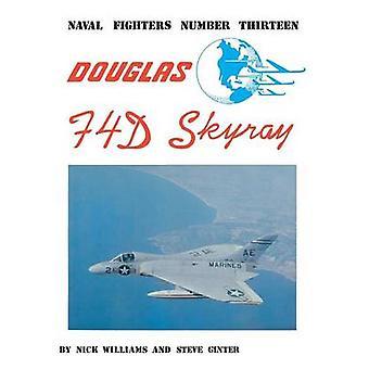 Douglas F4d Skyray by Ginter & Steven J.
