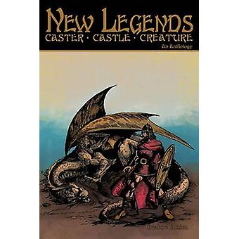 New Legends Caster Castle Creature  Creature Edition by Adjectives & Visual