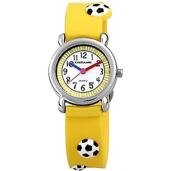Excellanc - Wristwatch, quartz analogue, caucci?, Unisex