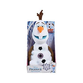 Disney Frozen 2 Sing & Swing Olaf Plush Toy