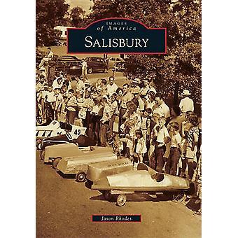 Salisbury by Jason Rhodes - 9780738586892 Book