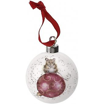 Wrendale Designs Choice of Christmas Baubles