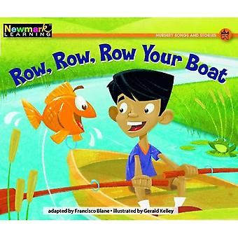 Row, Row, Row Your Boat Leveled Text (Rising Readers)