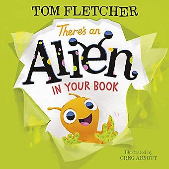 There's an Alien in Your Book by Tom Fletcher - 9780241357200 Book
