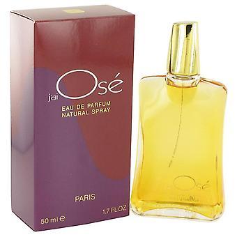 Jai Ose Eau De Parfum Spray By Guy Laroche 1.7 oz Eau De Parfum Spray