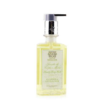 Hand & body wash cucumber & lotus flower 248591 296ml/10oz