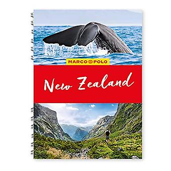 New Zealand Marco Polo Travel Guide - with pull out map by Marco Polo