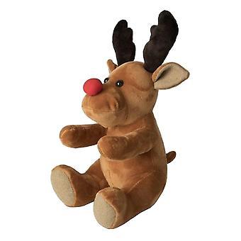 Blue Canyon Rudolph Reindeer Door Stop