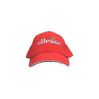 Ellesse Ragusa True Red Baseball Cap