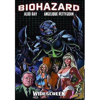 Biohazard [DVD] USA import