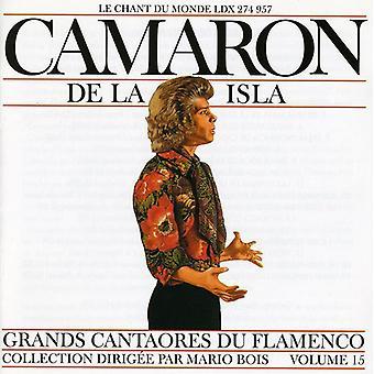 Camaron De La Isla - Camaron De La Isla: Vol. 15-Great Masters of Flamenco [CD] USA import
