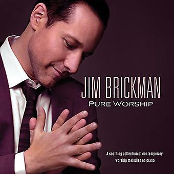Jim Brickman - Pure Worship [CD] USA import
