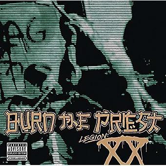 Burn the Priest ( Lamb of God ) - Legion: Xx [CD] USA import