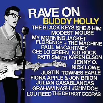 Rave på Buddy Holly - Rave på Buddy Holly [CD] USA import