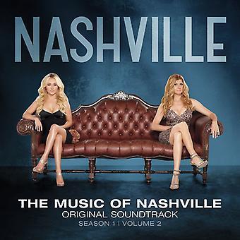 Various Artists - Nashvile Season 1 Vol. 2 [CD] USA import