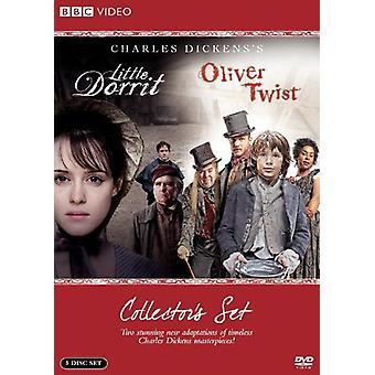 Little Dorrit/Oliver Twist [DVD] USA import