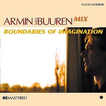 Armin Van Buuren - Boundaries of Imagination [CD] USA import
