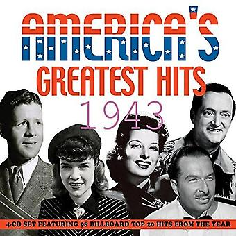 Various Artist - America's Greatest Hits 1943 [CD] USA import