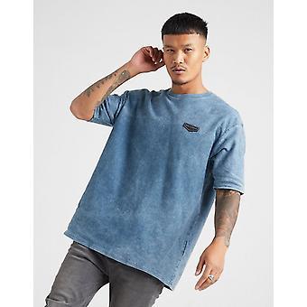 New Supply & Demand Men's Bloom T-Shirt Blue