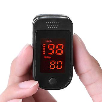 Digital Finger Pulse Blood Saturation Monitor-heart Rate Detector Health Monitors