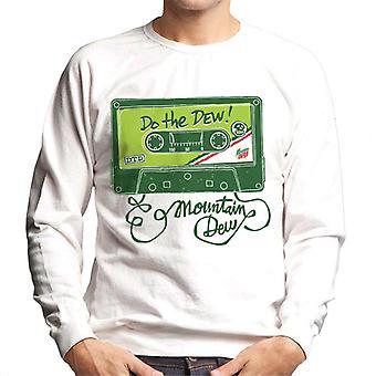 Berg Tau Mix Tape Männer's Sweatshirt