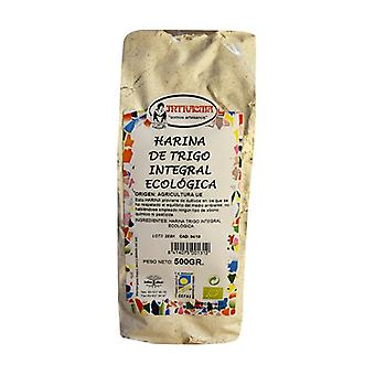 Ecological Whole Wheat Flour 500 g