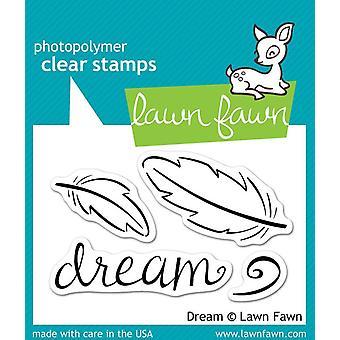 Gazon Fawn Clear Postzegels - Droom