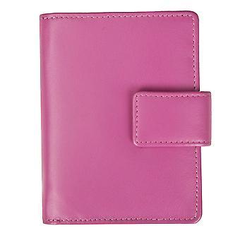 Primehide naisten nahka kukkaro lompakko RFID estää keskikokoinen kortinhaltija 2311