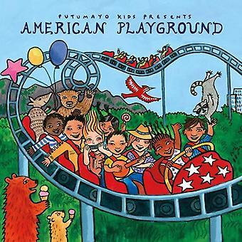 Putumayo Kids Presents - American Playground [CD] USA import