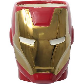 Mug - Marvel - Iron Man Super Hero Ceramic Cup New 68541