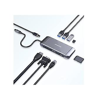 Mbeat Elite X9 9 In 1 Multifunction Usb C