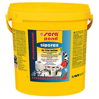 Sera Siporax Pond  Material Filtrado  (Fish , Ponds , Filters & Water Pumps)