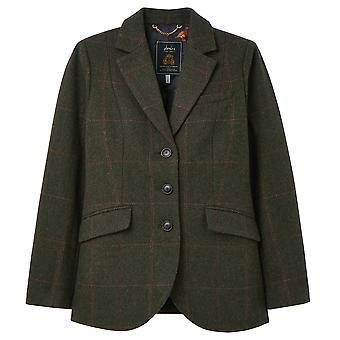 Joules Naisten Westleigh Tailored Fit Tweed Takki Takki