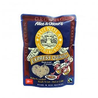 QUINOA MOTHERGRAIN LTD - Organik / Fairtrade Express Quinoa İnci & Kırmızı