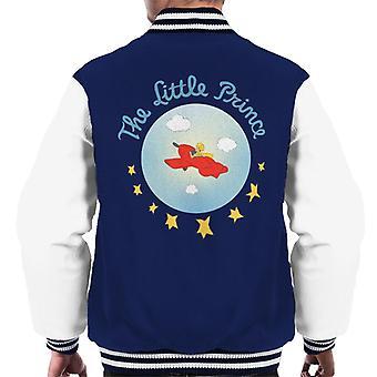 Den lille prins fly flight mænd's Varsity Jakke