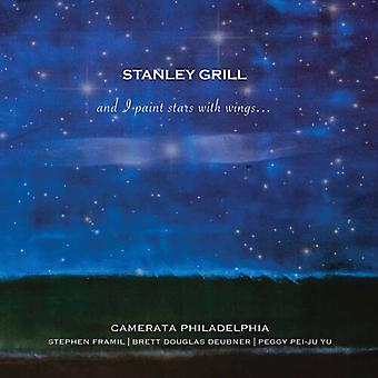 & I Paint Stars With Wings [CD] USA import