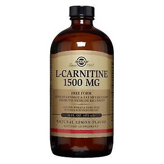 Solgar L-Carnitine Liquid, 1500 ملغ، 16 أوقية