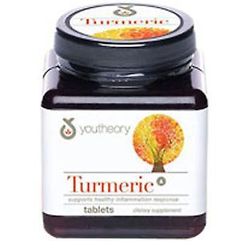 Youtheory Advanced Turmeric, 120 Tabs